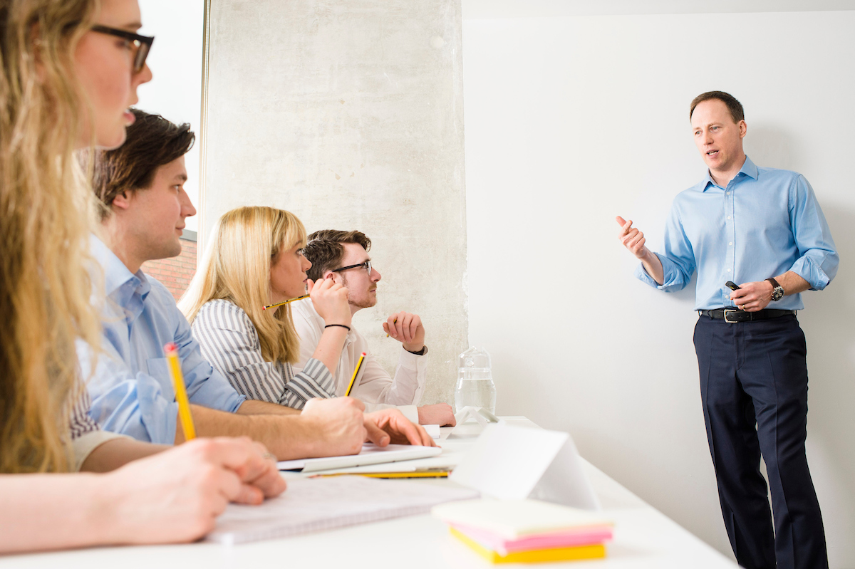 world class presentation and communication training