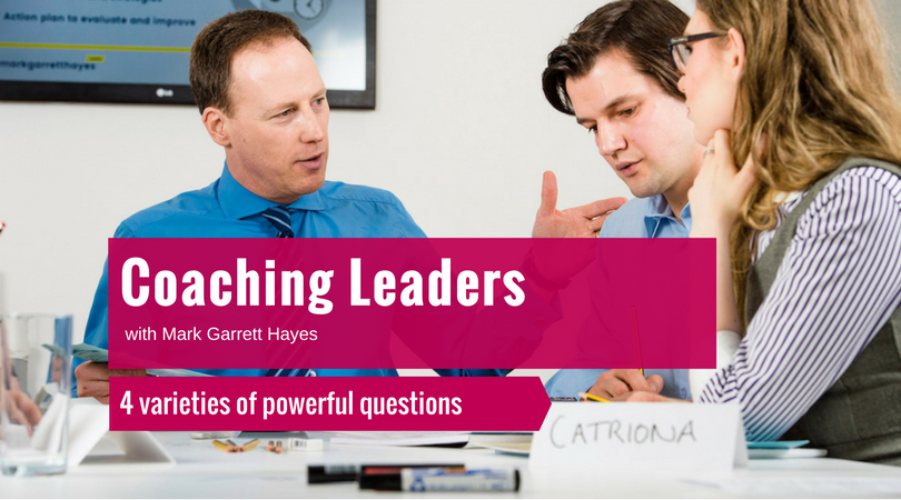 how to use powerful questions in coaching